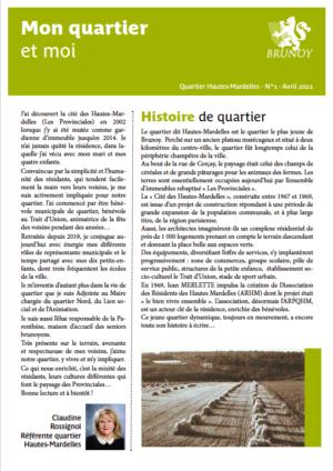 Gazette n° - Hautes-Mardelles
