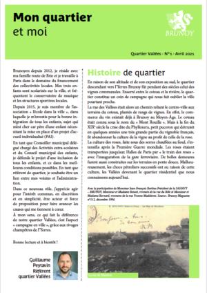 Gazette n°1 - Vallées